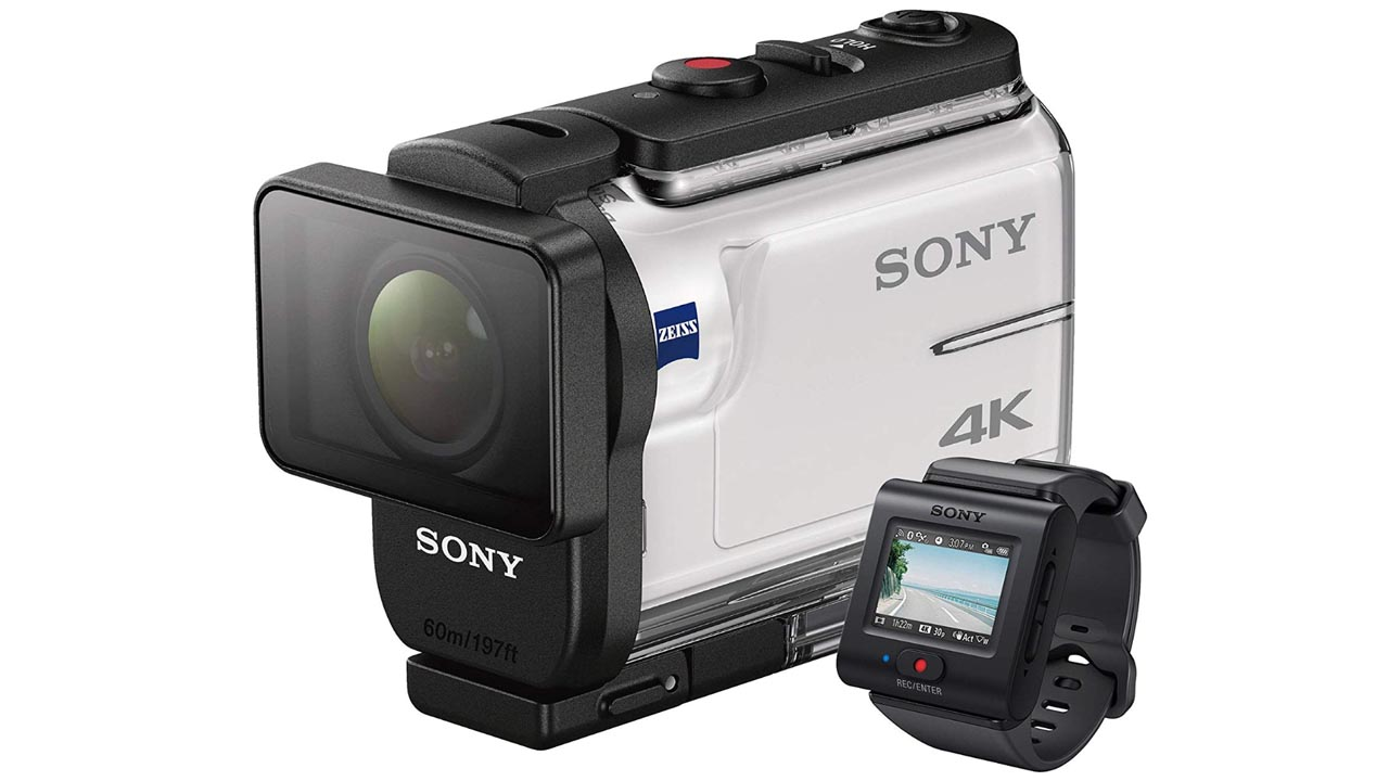 Best Action Camera 2019: Sony FDR-X3000R Unboxing and Review